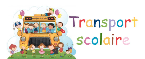 Carte de transport scolaire